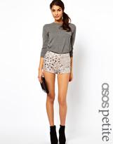 Asos Exclusive Embellished Shorts