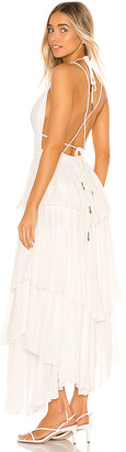 Free People Drop Dead Beauty Maxi Dress