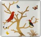 Bernardaud Aux Oiseaux Porcelain Rectangular Tray