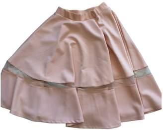 Lavish Alice Pink Skirt for Women