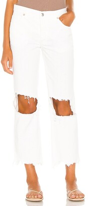 Free People Maggie Mid Rise Straight. - size 24 (also