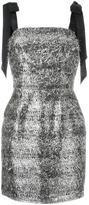 Rebecca Vallance sparkle mini dress - women - Viscose - 10