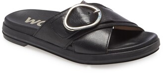 Wonders B-7402 Slide Sandal