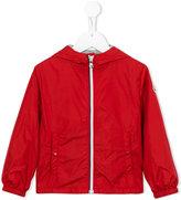 Moncler hooded jacket - kids - Cotton/Polyamide - 12 yrs