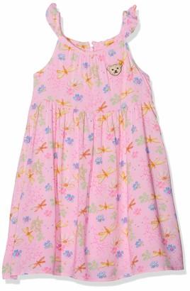 Steiff Girls' Kleid ohne Arm Dress