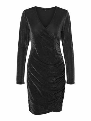 Vero Moda Women's Onlamaze Reg An Pip Dnm Jeans Bj14550-6 Party Dress