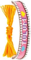 Shourouk 'Tulum' tassel bracelet
