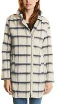 Street One Women's OJP_window Pale Wool Coat