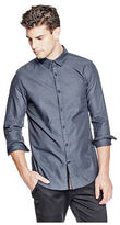 G by Guess GByGUESS Men's Aleckson Long-Sleeve Shirt