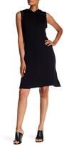 Bobeau Athleisure Hooded Dress