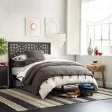 west elm Morocco Headboard - Chocolate