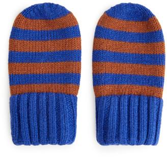 Arket Cotton Wool Mittens