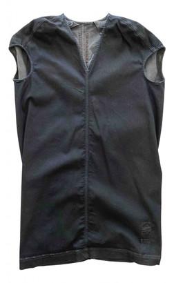 Rick Owens Black Denim - Jeans Dresses