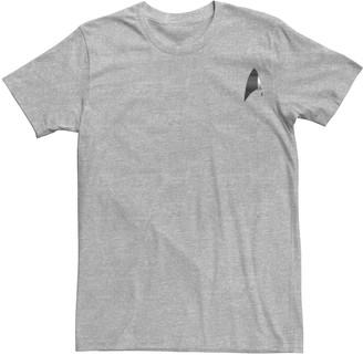 3.1 Phillip Lim Men's Star Trek: Discovery Section Logo Tee