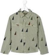Bobo Choses geometric print shirt