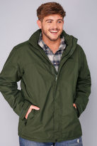 Yours Clothing REGATTA Khaki Hesper Jacket