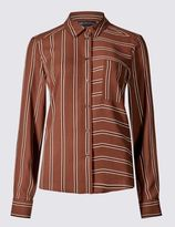 Marks and Spencer Striped Shirt