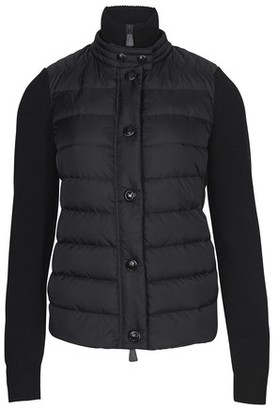 MONCLER GRENOBLE Double fabric jacket