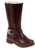 Josmo Brown Strap Riding Boot