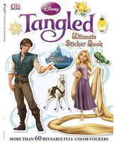 DK Publishing Ultimate Sticker Book: Tangled