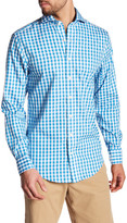 Gant New Haven Gingham Oxford Regular Fit Shirt