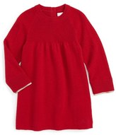 Burberry Infant Girl's 'Ivanna' Cashmere Sweater Dress