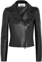 Valentino Leather biker jacket