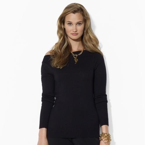 Ralph Lauren Boatneck Sweater
