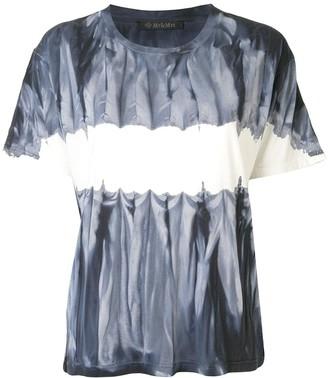 Mr & Mrs Italy tie-dye print T-shirt