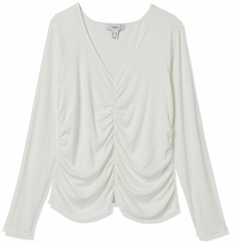 Forever 21 Women's Plus Size Ruched Top