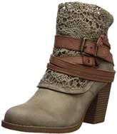 Sugar Women's Sgr-Puzzled Ankle Boot,8.5 Medium US