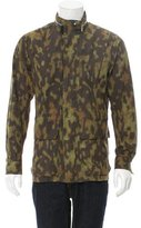 Dries Van Noten Camouflage Utility Jacket