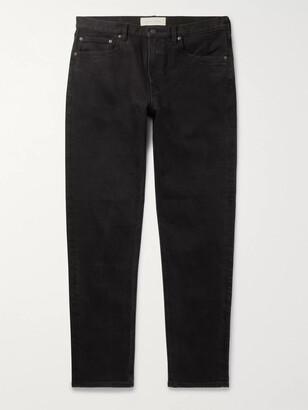 Jeanerica Tapered Organic Stretch-Denim Jeans