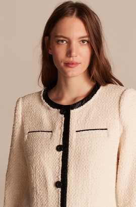 Rebecca Taylor Winter Tweed Jacket