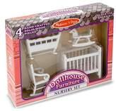 Melissa & Doug Girl's Dollhouse Furniture