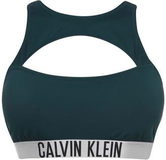 Calvin Klein Bikini racerback bralette