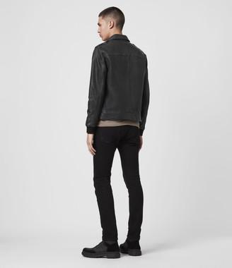 AllSaints Junction Leather Jacket