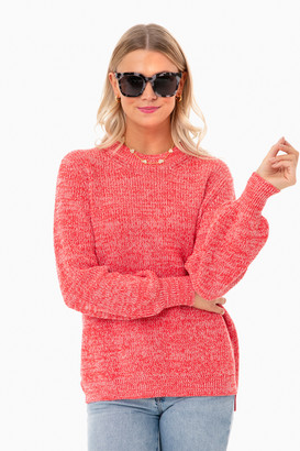 525 America Red Libby Sweater
