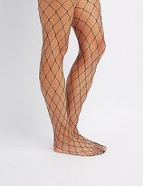 Charlotte Russe Fishnet Tights