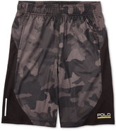 Polo Ralph Lauren Sport Camouflage ThermoVent Shorts, Big Boys (8-20)