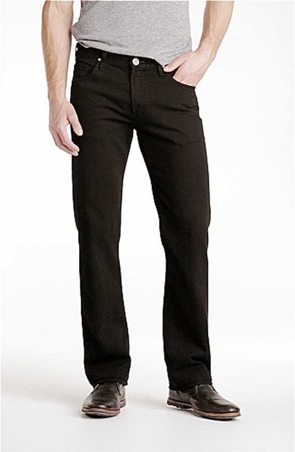 Citizens of Humanity 'Sid' Straight Leg Jeans (Black)