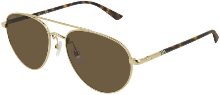 9fc27e972 Gucci Men's Sunglasses - ShopStyle