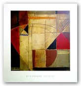 "McGaw Graphics Geometry by Seth Romero 16""x16"" Art Print Poster"