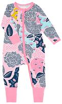 Bonds Baby Zip Wondersuit Oriental Cool Sleepsuit, Pink