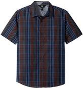Volcom Hugo Short Sleeve Shirt Boy's Short Sleeve Button Up