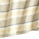 Pier 1 Imports Marina Striped Yellow Full/Queen Duvet Cover