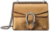 Gucci Dionysus python mini shoulder bag