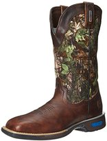 Cinch Men's WRX Commander Waterproof Slip Resistant Work Boot