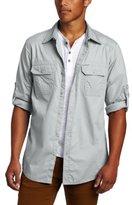 Ecko Unlimited unltd. Men's Long Sleeve Imaginative Woven Shirt