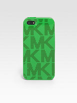 MICHAEL Michael Kors Dotted Logo Hardcase For iPhone 5